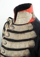 UNIFORME DE GRANDE TENUE DES GARDES DU CORPS DE LA MAISON MILITAIRE DU ROI, RESTAURATION, MODÈLE 1825. (1)