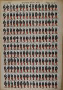 """VAGNÉ (Louis) - """" Infanterie (Nouvelle Tenue) """" - Imagerie nouvelle - n° 1185 (1)"""