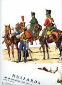 Photo 1 : ROUSSELOT LUCIEN : HUSSARDS 1812 -1814.