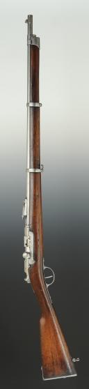 FUSIL À RÉPÉTITION À SYSTÈME KROPATSCHEK, modèle 1878 Marine, Troisième République.
