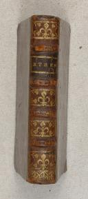 ETRENNES MILITAIRES tirées du dictionnaire militaire, corrigée et augmentée  (2)