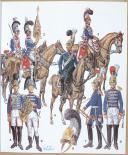CASTERMAN, L'UNIFORME ET LES ARMES DES SOLDATS DU XIXe SIECLE - TOME 1 (2)