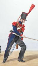 1825, Artillerie à Cheval.  (2)