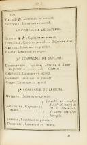 Photo 3 : GÉNIE - ETAT DU CORPS ROYAL DU GÉNIE