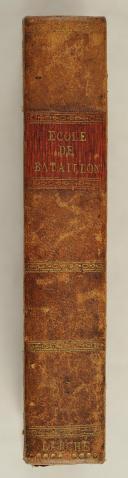 ORDONNANCE du Roi du 4mars 1831 sur l'exercice et les manœuvres de L'Infanterie.  (3)