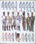 CASTERMAN, L'UNIFORME ET LES ARMES DES SOLDATS DU XIXe SIECLE - TOME 1 (7)