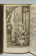 Photo 7 : BASNAGE DE BEAUVAL : HISTOIRE DES ORDRES MILITAIRES OU DES CHEVALIERS, ÉDITION DE 1721.