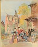 Photo 8 : TOUDOUZE GEORGES, ILLUSTRATIONS DE ROBIDA ALBERT : FRANÇOIS 1er, LE ROI CHEVALIER.