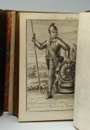 Photo 9 : BASNAGE DE BEAUVAL : HISTOIRE DES ORDRES MILITAIRES OU DES CHEVALIERS, ÉDITION DE 1721.