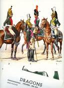 ROUSSELOT LUCIEN : DRAGONS 1804 -1815.