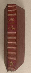 LARTÉGUY (Jean) – Les Prétoriens   (2)
