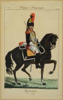 MARTINET : PLANCHE 87, 6ème RÉGIMMENT DE CUIRASSIER 1808 (2)