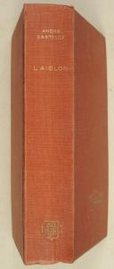 """CASTELOT (André) – """" L'Aiglon """" - Napoléon II   (2)"""
