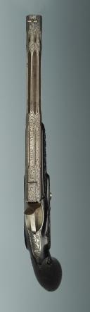 Photo 3 : PISTOLET DE SALON FLOBERT, second Empire.