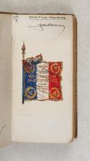 Photo 3 : ETRENNES MILITAIRES pour l'année 1757 tirées du dictionnaire militaire.