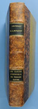 BUCQUOY : LES GARDES D'HONNEUR DU PREMIER EMPIRE. (3)