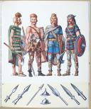 CASTERMAN, LE COSTUME ET LES ARMES DES SOLDATS DE TOUS LES TEMPS - TOME 1 & 2 (4)