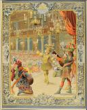 CAHU THÉODORE, ILLUSTRATIONS DE LELOIR MAURICE : LE ROI SOLEIL, LOUIS XIV. (4)
