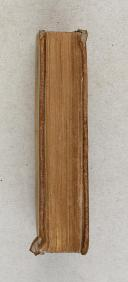ETRENNES MILITAIRES pour l'année 1757 tirées du dictionnaire militaire.  (5)