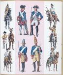 CASTERMAN, LE COSTUME ET LES ARMES DES SOLDATS DE TOUS LES TEMPS - TOME 1 & 2 (6)