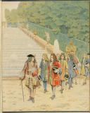 CAHU THÉODORE, ILLUSTRATIONS DE LELOIR MAURICE : LE ROI SOLEIL, LOUIS XIV. (7)