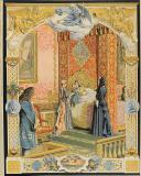 CAHU THÉODORE, ILLUSTRATIONS DE LELOIR MAURICE : LE ROI SOLEIL, LOUIS XIV. (8)