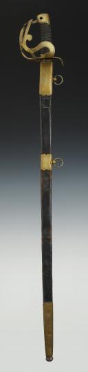 Photo 2 : SABRE DE DRAGONS, modèle 1783, dit Arco, modifié Révolution.