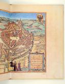 """VILLES DU MONDE """"Civitates Orbis Terrarum"""" (4)"""