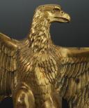 Photo 5 : AIGLE DE DRAPEAU, MODÈLE 1815, PREMIER EMPIRE.