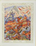BRENTANO FRANTZ-FUNCK, ILLUSTRATIONS DE GUILLONNET O.D.V. : JEANNE D'ARC. (6)