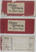 Photo 1 : CARNETS DE CHÈQUES