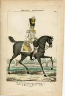 Photo 1 : CANU : TROUPES FRANÇAISES, LÉGIONS DÉPARTEMENTALES DES CÔTES DU NORD N° 20, COLONEL, 1816.