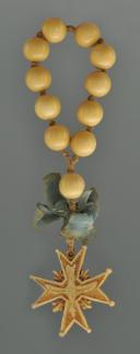 ORDRE DU SAINT-ESPRIT, DIZAIN DU SAINT-ESPRIT EN IVOIRE, ANCIENNE MONARCHIE.