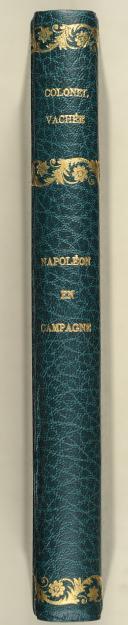 Photo 1 : VACHEE. Napoléon en campagne.