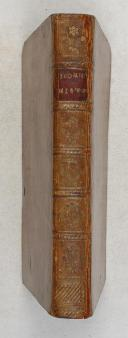 Photo 2 : ESPAGNAC (Baron de). Journal historique de la dernière campagne de l'armée du Roi en 1746.