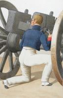 Photo 2 : 1824. Artillerie à Pied. Ouvriers d'Artillerie.