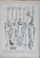 """Photo 3 : FOULARD (Charles) - """"Armes et Armures, L'art pour Tous """" - Encyclopédie de l'Art industriel et Décoratif - Paris - Sous pochette"""