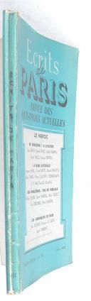 Ecrits de Paris - Le Maroc  (2)
