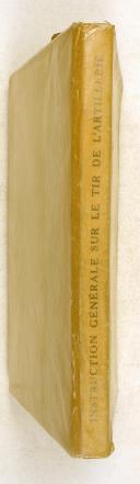 Photo 2 : 7 août 1946 – de manœuvre de l'ARTILLERIE –2ème série (Tir)