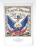 VARNOUX (Guy) – Les marins de France