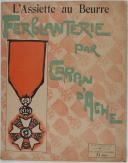 Photo 1 : L'ASSIETTE AU BEURRE Caran d'Ache