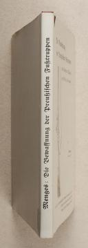 MENGES – Die Bemaffnung der preuBischen TruBtruppen Von 1809 – (2)