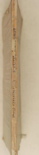 Photo 3 : GRENIER. Étude sur 1807.