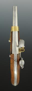 Photo 5 : PISTOLET DE CAVALERIE, modèle An XIII, de la Manufacture Impériale de Saint Étienne, Premier Empire.