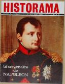 "HISTORAMA - "" Bi-centenaire de Napoléon "" - Revue mensuelle - Numéro 211 - Mai 1969"