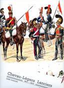 ROUSSELOT LUCIEN : CHASSEURS CHEVAU-LÉGERS-LANCIERS 1811 -1815..