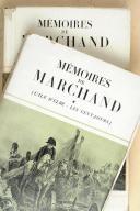 MARCHAND. (L.). Mémoires.  (1)