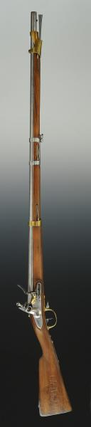 Photo 3 : FUSIL DE DRAGONS, modèle an IX, Manufacture de Saint Étienne 1811, Premier Empire.