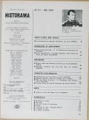 "Photo 6 : HISTORAMA - "" Bi-centenaire de Napoléon "" - Revue mensuelle - Numéro 211 - Mai 1969"