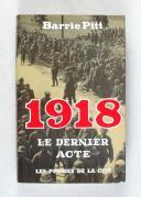 PITT – 1918  le dernier acte
